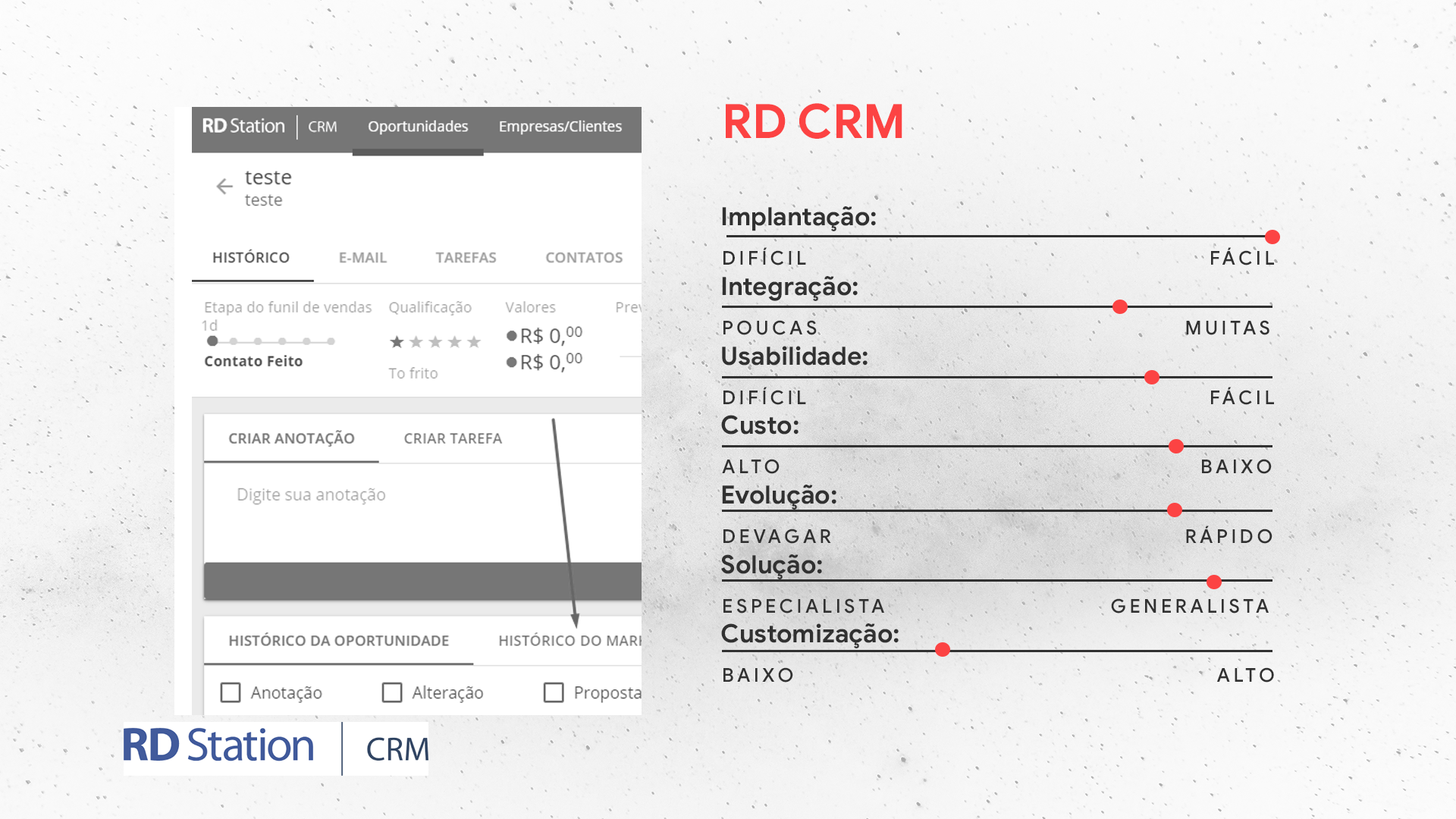 RD CRM | Ferramentas de CRM